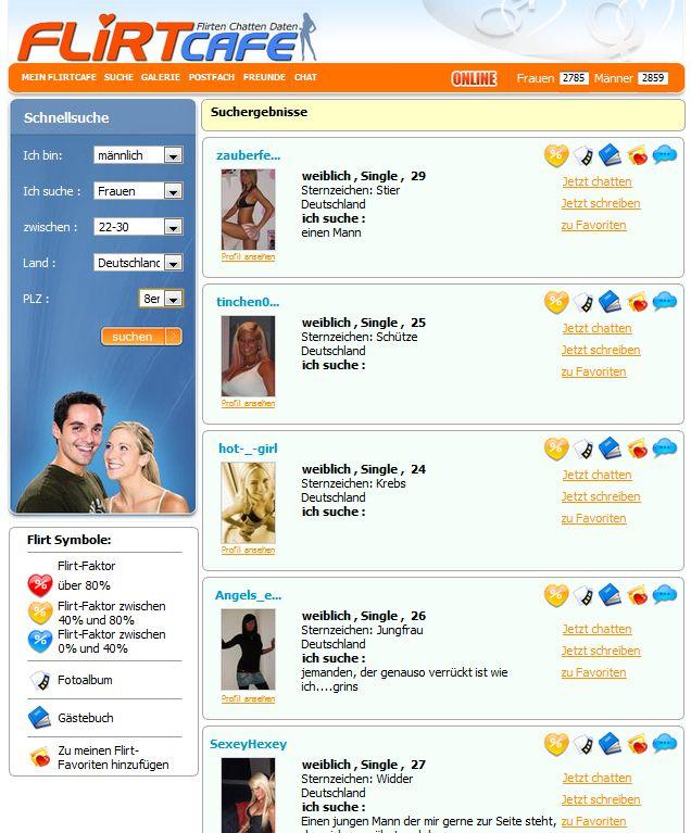 Finya.de - Die kostenlose Partnerbörse